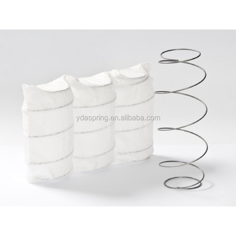 Reliable stainless steel pocket spring for sofa cushion