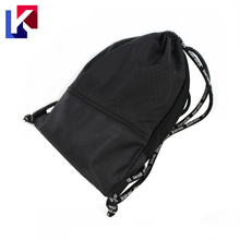 High quality New recycle luxury reusable waterproof drawstring backpack bag