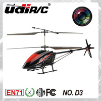 2014 udirc new product! 2.4G 4CH big rc helicopter with camera D3