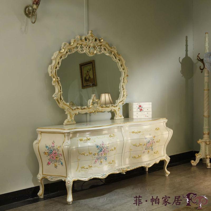 Clsico italiano de muebles antiguos muebles de diseo barroco
