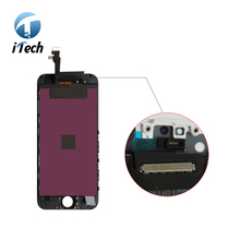 China Mobile Phone Spare Parts for Iphone 6 LCD Digitizer Assembly