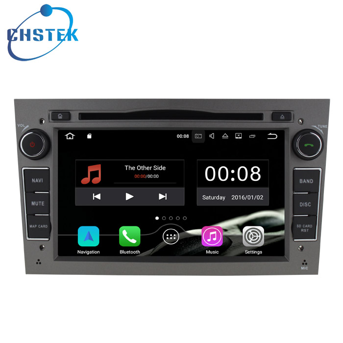 Android 7.1.2 Car DVD Player For Opel Meriva Car Dvd Car Radio