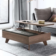 Modern ajustable coffee table lift top coffee table folding tables