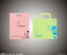 Certified eco-friend nonwoven shopping bag promotion