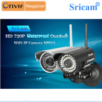 Sricam SP013 P2P Wifi Pinhole Camera Wireless Small Hidden Camera Wifi Outdoor