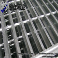 Factory Sale High-quality Hot-dip Galvanized Steel Grating, Made of Mild Steel or Stainless Steel