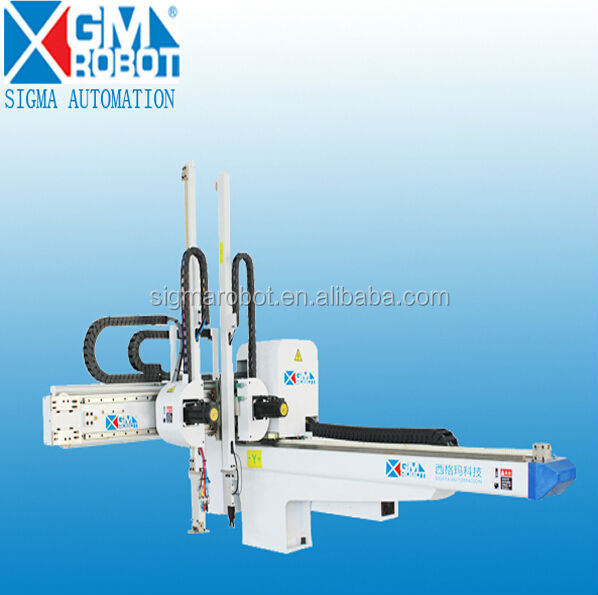 Factory price automatic palletizer robot/industrial robotic arm