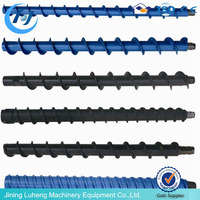 High quality and lower price twist drill pipe /spiral drill pipe/twist drilling rod