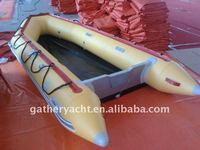 Factory supply Inflatable 330 sport boat