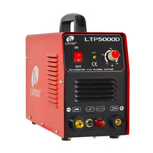 Lotos LTP5000D portable plasma cutter metal cutting home use hobby machine