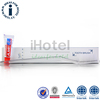 Customized Hotel Eco-friendly Disposable Toothbrush With Toothpaste