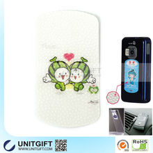 silicone gel mobile non slip sticker,anti-slip stickers for phone,mobil phone anti-slip sticker