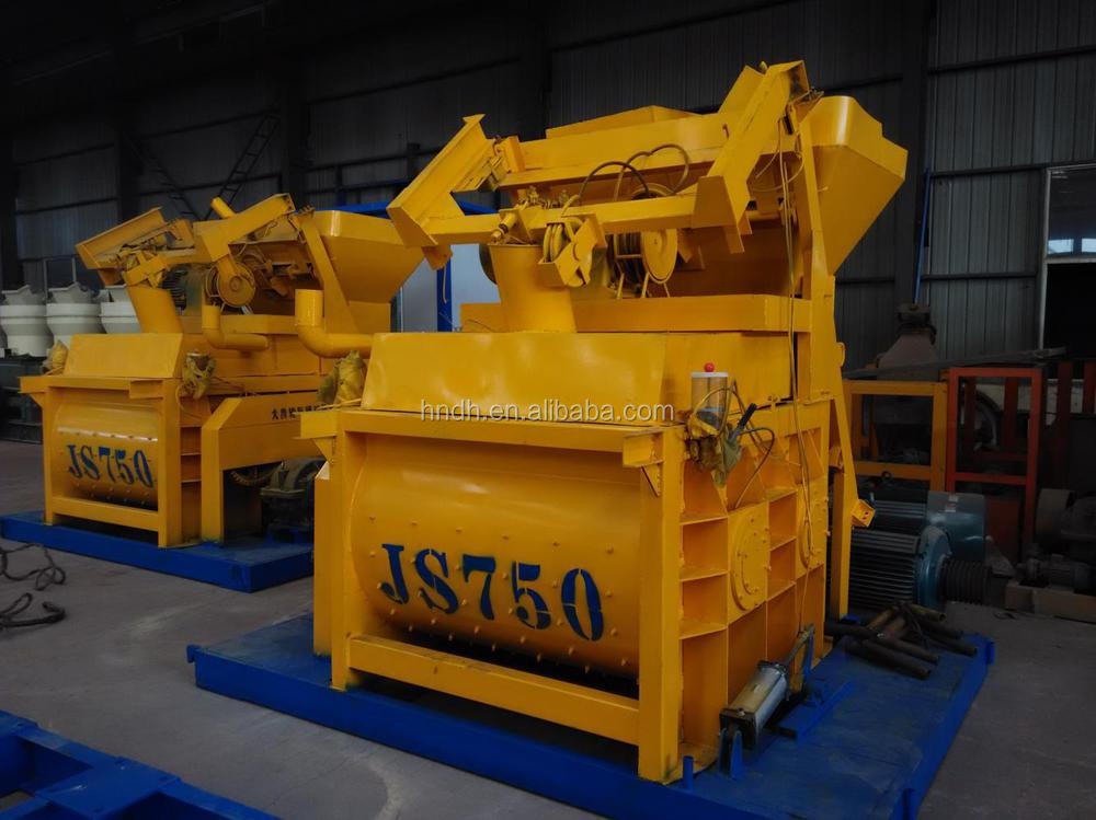JS750 ring gear for concrete mixer with pump used/large concrete mixer