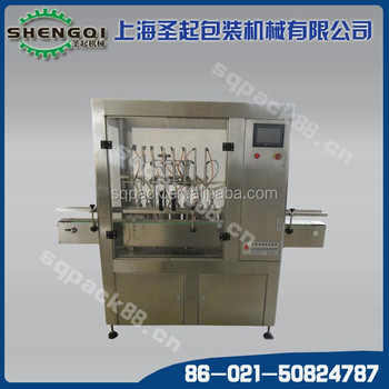 Factory Machines Small Dose Liquid Medicine Packing Machine in Bottles