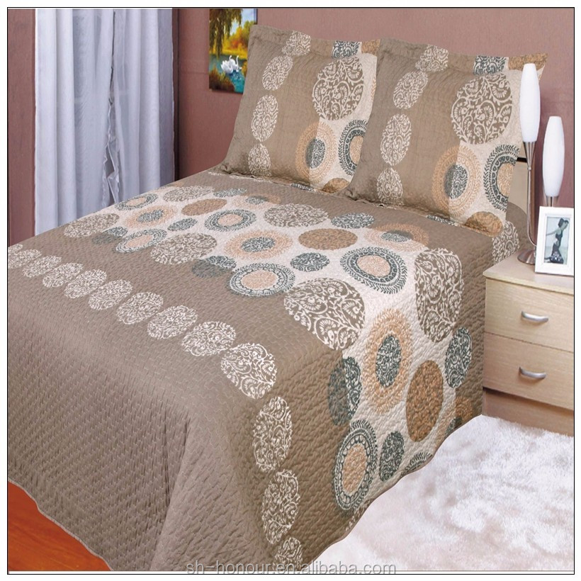 New style colorful patchwork quilt/comforters and bedspreads