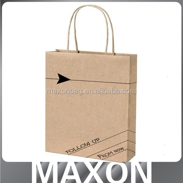 Guangzhou factory customized digital electronic products packaging paper bag with custom logo for <strong>promotion</strong>\