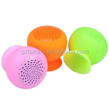 Real Manufacturer 2014 new fashion Bluetooth Suction Cup Speaker A2 model in good price
