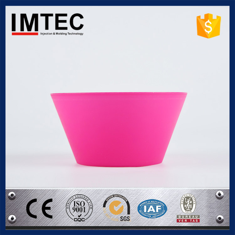 2016 IMTECT new style factory outlet solid plastic toilet pet bowl
