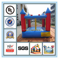 High Quality Fwulong PVC 0.55mm inflatable bouncer,air bouncer inflatable trampoline