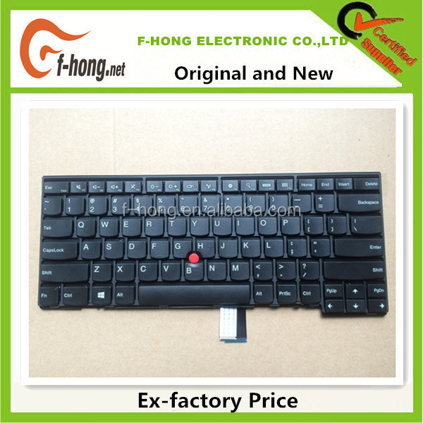 Original New Laptop Keyboard Replacement for Lenovo Thinkpad T440 T440s T440p T431 T450 04X0264 04Y2726