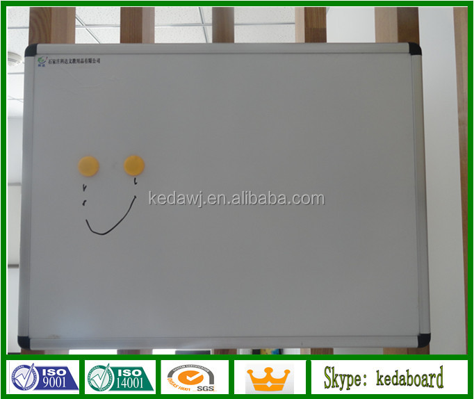 Customize Small Sizes and Big Sizes White Magnet Board