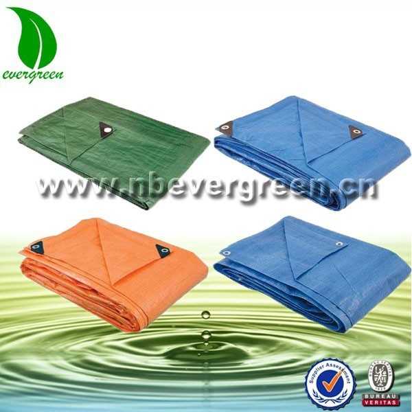 tarpaulin for irrigation and canal liners