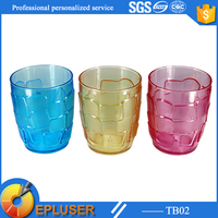 TB02 High quality Cups & Saucers Drinkware Type colored solo cups plastic party cups
