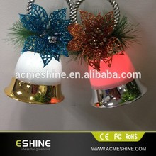 christmas outdoor decorations and lighting , sound control music xmas ornaments light
