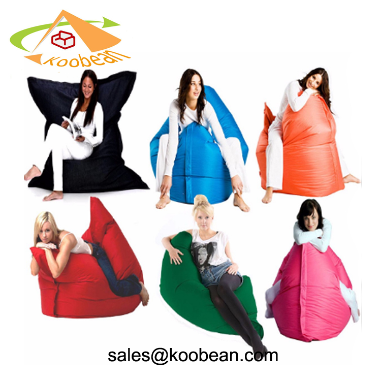 Outdoor Beanbag,Hotsale lazy boy beanbag chair in poland