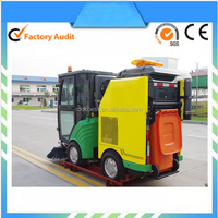 Pavement Sweeping Cleaning Machine