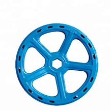 Hight quality 250mm Q235 carbon steel stamping handwheel