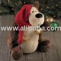 Goober Jingle Bell Rock Musical Bear from GUND