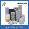 Washy masking tape adhesive tape turning corner use