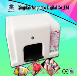 finger nail art printer for sale /cost of nail printer