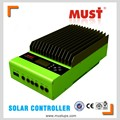 Air cooling Solar charge controllers 45A with REM and BTS MPPT controler charger