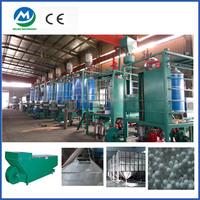 Factory sale high quality EPS polystyrene granules making machine