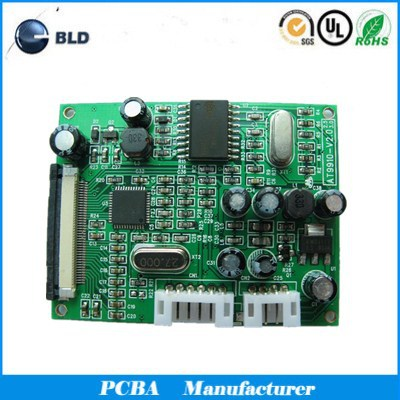 Specialize FR4 pcb fabrication with aluminum board scrap gold PCB