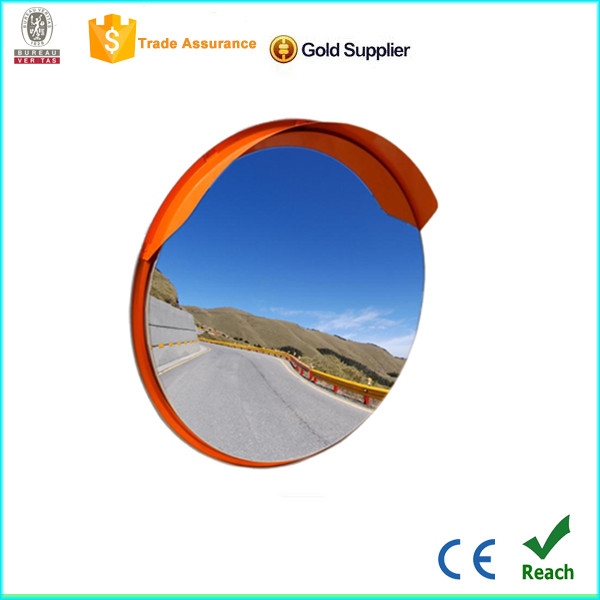 Alibaba China Custom Traffic Road Outdoor Unbreakable Convex Rear View Mirror