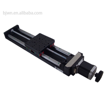 50mm to 600mm Travel motorized x y Linear Stages