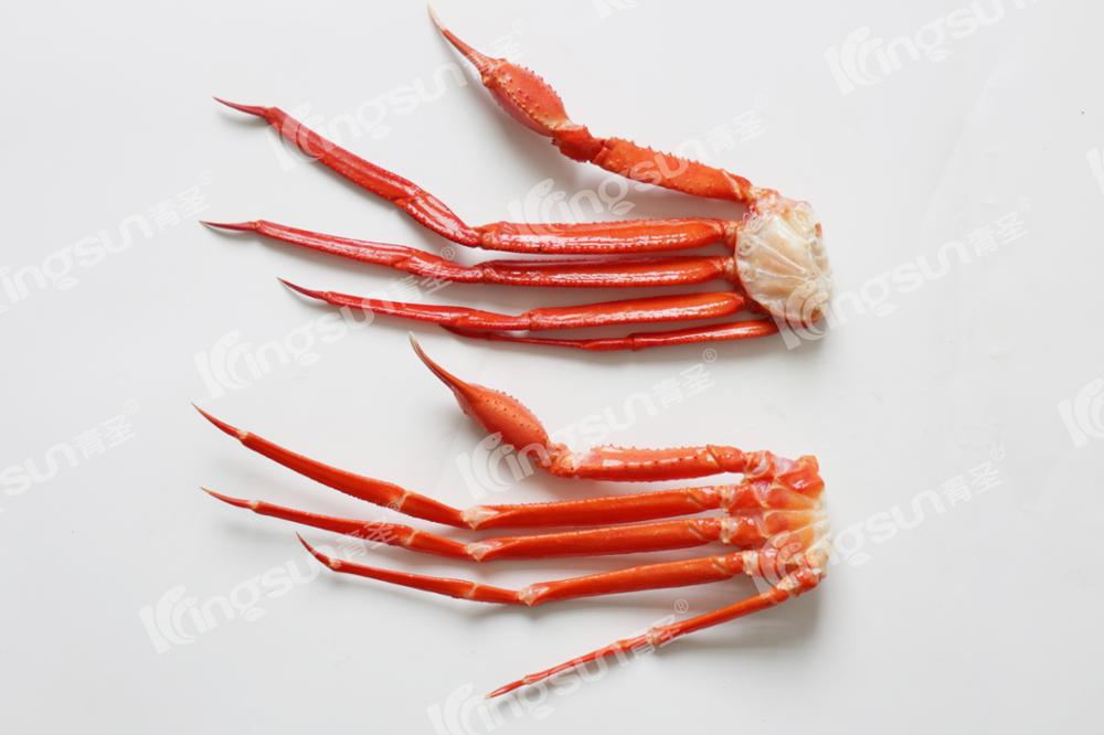 Frozen Red Snow Crab Cluster