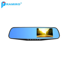 Rearview mirror car gps with dvr L854X vehicle camera for wholesale