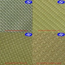 para aramid filament fiber woven Kevlar fabric clothing