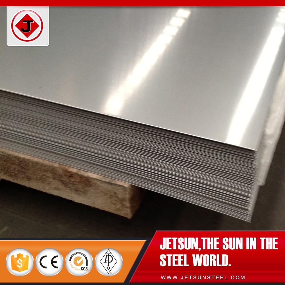 Mirror finish ss 304 stainless steel plate & sheet for decoration