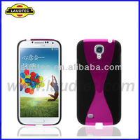 Laudtec Top Quality Best Price Wine Glass Shape Hybrid Hard Mobile Phone Case Cover for Samsung Galaxy S4 i9500