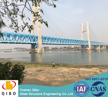Low cost Qibo steel bailey bridge for sale