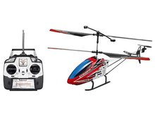 brand name big size 3.5ch alloy outdoor rc helcopter with gyro