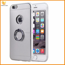 for iphone 6 plus ring holder motomo aluminum back tpu case