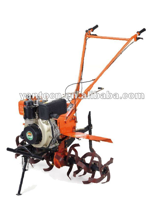 6HP Diesel Engine Farm Power tiller