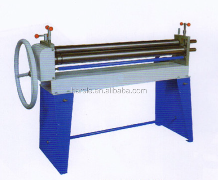 1.5*1300 manual hand operated rolling <strong>machine</strong> with 3 roller