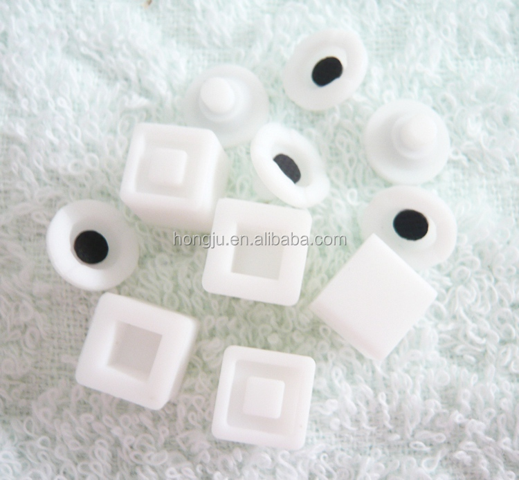 Cheap Wholesale custom silicone button made in China